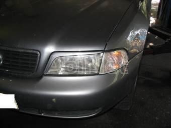 Audi A4 első szemöldök