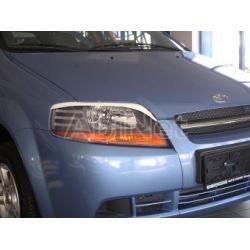 Chevrolet/Daewoo Kalos 5 ajtós első szemöldök