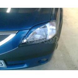 Dacia Logan első szemöldök