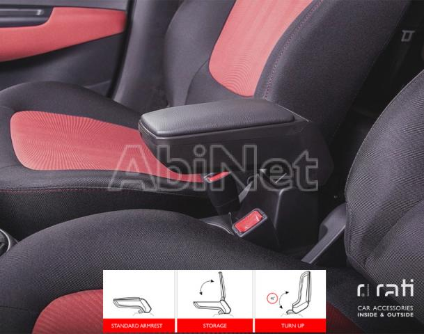 FORD CONNECT (USB+AUX) 2014- KARTÁMASZ ARMSTER S