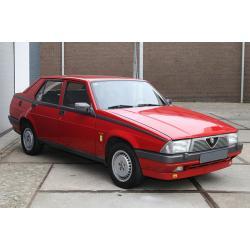 Alfa Romeo 75 ablak légterelő, 2db-os, 1985-1992, 4 ajtós