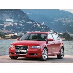 Audi A3 Sportback ablak légterelő, 2db-os, 2004-2012, 5 ajtós