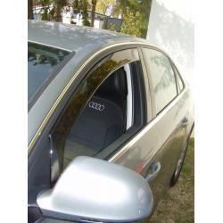 Audi A4 ablak légterelő, 2db-os, 2008-2015, 4 ajtós