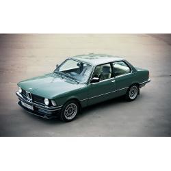 BMW E21 ablak légterelő, 2db-os, 1976-1983, 3 ajtós