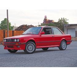 BMW E30 ablak légterelő, 2db-os, 1982-1991, 2 ajtós