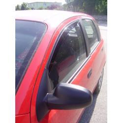 Chevrolet Aveo ablak légterelő, 2db-os, 2005-2011, 5 ajtós