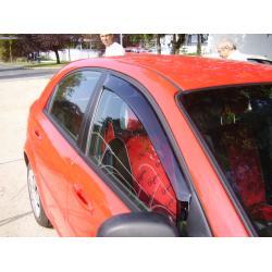 Chevrolet Lacetti ablak légterelő, 2db-os, 2002-2009, 4 ajtós