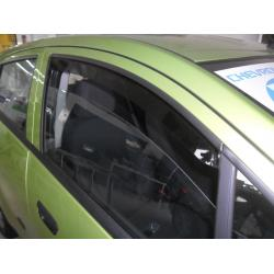 Chevrolet Spark ablak légterelő, 2db-os, 2010-, 5 ajtós