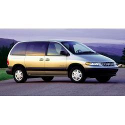 Chrysler Voyager ablak légterelő, 2db-os, 1996-2001, 5 ajtós