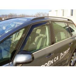 Citroen C4 Picasso ablak légterelő, 2db-os, 2006-2013, 5 ajtós