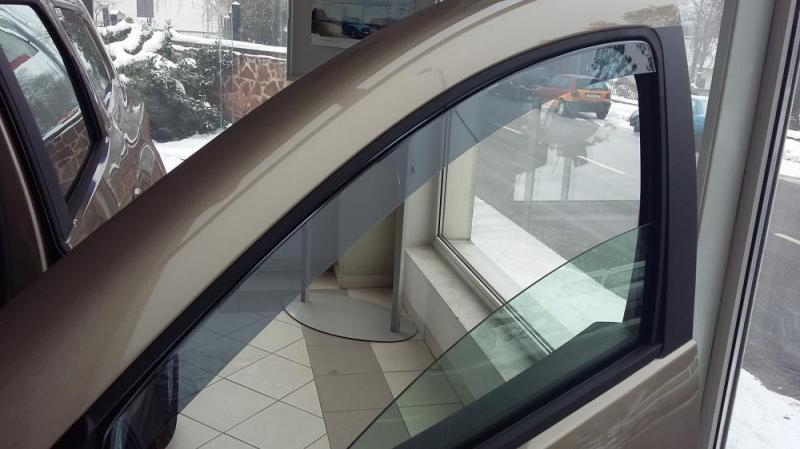 Dacia Duster ablak légterelő, 2db-os, 2017-, 5 ajtós