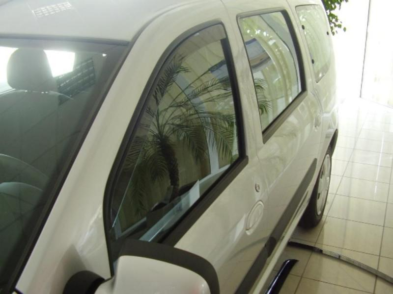 Dacia Logan MCV ablak légterelő, 2db-os, 2004-2012, 5 ajtós