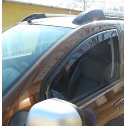 Dacia Sandero ablak légterelő, 2db-os, 2007-2012, 5 ajtós