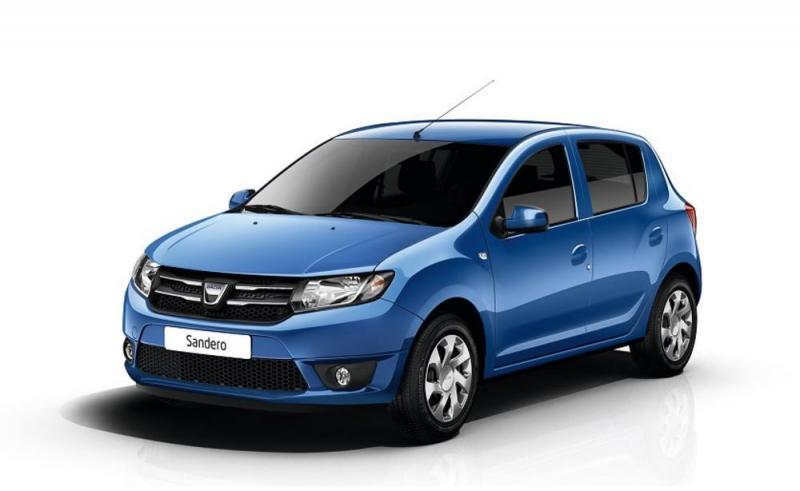 Dacia Sandero ablak légterelő, 2db-os, 2012-2020, 5 ajtós