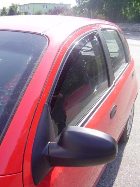 Daewoo Kalos ablak légterelő, 2db-os, 2002-2011, 4 ajtós