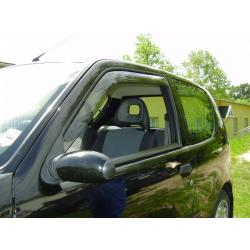 Fiat Cinquecento ablak légterelő, 2db-os, 1991-1998, 3 ajtós