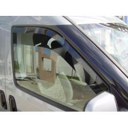 Fiat Doblo ablak légterelő, 2db-os, 2010-, 2 ajtós