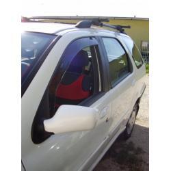 Fiat Palio ablak légterelő, 2db-os, 2000-, 5 ajtós