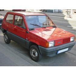 Fiat Panda ablak légterelő, 2db-os, 1986-2003, 3 ajtós