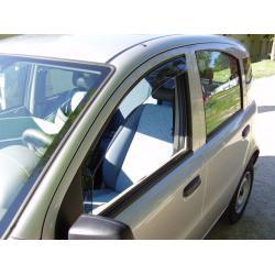 Fiat Panda ablak légterelő, 2db-os, 2003-2011, 5 ajtós