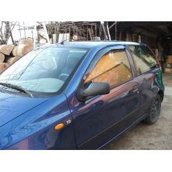 Fiat Punto ablak légterelő, 2db-os, 1995-1999, 3 ajtós