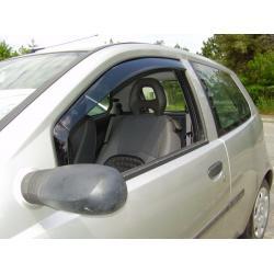 Fiat Punto ablak légterelő, 2db-os, 1999-2005, 3 ajtós