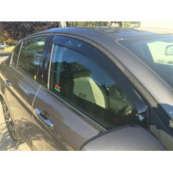 Fiat Tipo ablak légterelő, 2db-os, 2016-, 4 ajtós