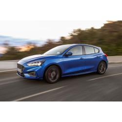 Ford Focus ablak légterelő, 2db-os, 2018-, 5 ajtós