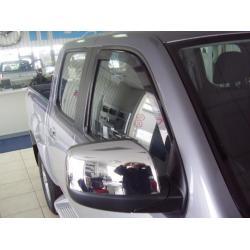 Ford Ranger ablak légterelő, 2db-os, 2007-2012, 4 ajtós