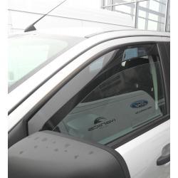 Ford Ranger ablak légterelő, 2db-os, 2012-2016, 4 ajtós