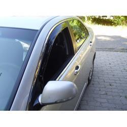 Honda Accord ablak légterelő, 2db-os, 2002-2007, 4 ajtós