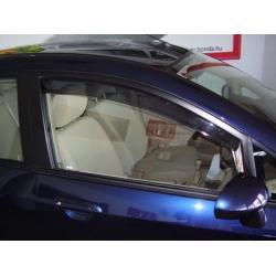 Honda City ablak légterelő, 2db-os, 2002-2007, 4 ajtós