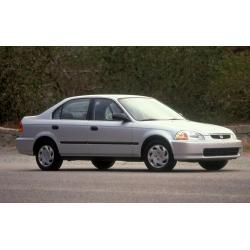 Honda Civic ablak légterelő, 2db-os, 1996-2000, 4 ajtós