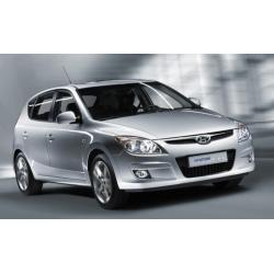 Hyundai i30 ablak légterelő, 2db-os, 2007-2012, 5 ajtós