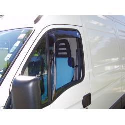 Iveco Turbo Daily ablak légterelő, 2db-os, 2000-2014, 2 ajtós