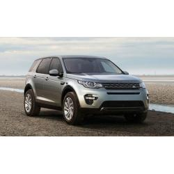 Land Rover Discovery Sport ablak légterelő, 2db-os, 2015-, 5 ajtós