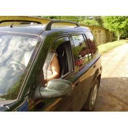 Land Rover Freelander ablak légterelő, 2db-os, 1997-2006, 5 ajtós