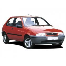 Mazda 121 ablak légterelő, 2db-os, 1996-2002, 3 ajtós