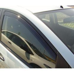 Mazda 2 ablak légterelő, 2db-os, 2007-2014, 5 ajtós