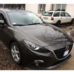 Mazda 3 ablak légterelő, 2db-os, 2014-2019, 4 ajtós