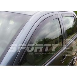 Mitsubishi Outlander ablak légterelő, 2db-os, 2008-2012, 5 ajtós