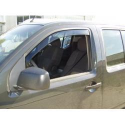 Nissan King Cab ablak légterelő, 2db-os, 1998-, 2 ajtós