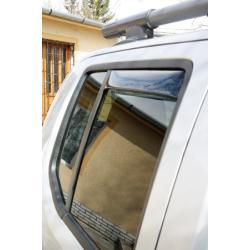 Nissan Tiida ablak légterelő, 2db-os, 2004-2012, 5 ajtós