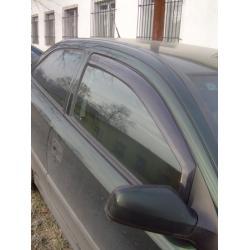 Opel Astra G ablak légterelő, 2db-os, 1998-2009, 3 ajtós
