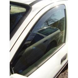 Opel Corsa B ablak légterelő, 2db-os, 1993-2001, 5 ajtós