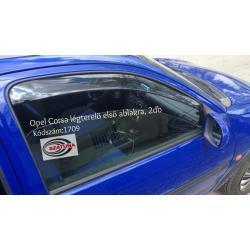 Opel Corsa B ablak légterelő, 2db-os, 1993-2001, 3 ajtós