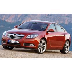 Opel Insignia ablak légterelő, 2db-os, 2008-2017, 4 ajtós