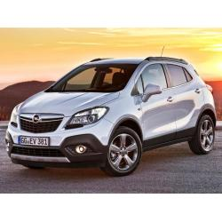 Opel Mokka ablak légterelő, 2db-os, 2012-2020, 5 ajtós
