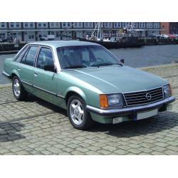 Opel Rekord, Senator ablak légterelő, 2db-os, 1982-, 4 ajtós
