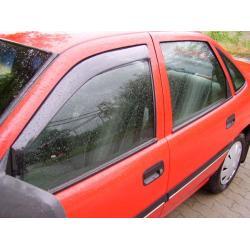 Opel Vectra A ablak légterelő, 2db-os, 1988-1995, 4 ajtós